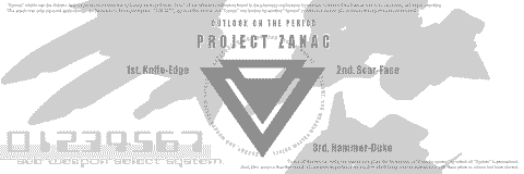 ZANACxZANAC Wallpaper for PSION revo/revo plus(gray4 version)