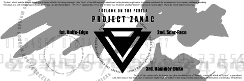 ZANACxZANAC Wallpaper for PSION revo/revo plus(gray16 version)